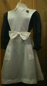 Harvey Girl Uniform, photo courtesy of Jot Powers